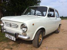 SEAT 850 N 2 puertas Blanco / Coches clásicos en todocoleccion