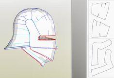 Fortnite Cosplay / Royale Knight / Eva Foam Template / Fortnite Cosplay Template / Knight Helmet / Knight Helmet Template  / Fortnite Cosplay / Fortnite Armor / Black Knight Helmet / Fortnite Blueprints / Knight Helmet Eva Foam / Fortnite Pepakura / Black Knight Diy / Fortnite Accessories / Fortnite Halloween Helmet / Larp Helmet / Fortnite Halloween Mask / Knight Helmet 3d model / Fortnite Cospay Tutorial / Fortnite Mask / Fortnite Cosplay Real Life / Navaro Armor Cosplay, Cosplay Helmet, Cosplay Diy, Warrior Helmet, Helmet Armor, Knights Helmet, Helmet Design, Mask Design, Bandits Costume