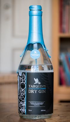 Tarquin's Gin, easy drinking and not too expensive