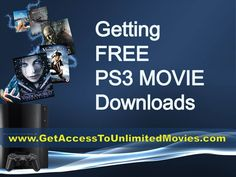 How to Get Free PS3 Movie Downloads