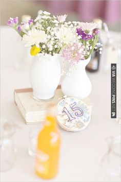 looms as table numbers | CHECK OUT MORE IDEAS AT WEDDINGPINS.NET | #weddings #weddingseating #weddingdecoration