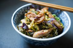 Stir-Fried Chicken and Bok Choy Recipe - NYT Cooking
