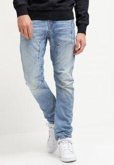 Jack & Jones - JJCOSTAN - Boyfriend jeans - blue denim