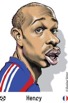 Thierry Henry, Francia: Gracias a la 'mano de Dios', el campeón del mundo de 1998 clasificó a su país para el Mundial.