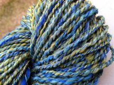 Handspun - Wool & Silk - 146 Yards - $29.00