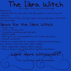 The #Libra #Witch: Garden of Ash & Bone