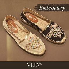 Espadrilles, Crochet Shoes, Flats, Sandals, Shoe Closet, Keds, Loafers, Footwear, Pumps
