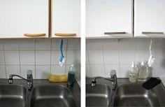 Designfriikki: Ruman keittiön tuunaus