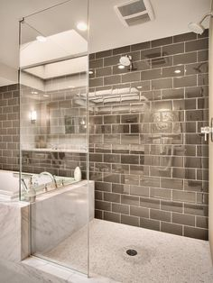 Love the tile on the walls