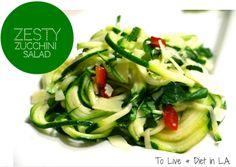 Fit & Funny Foodies Presents: Move Nourish Believe Cook-a-long! Zucchini Salad and Chicken Sliders! #sweatpink #lornajane #mnbchallenge via @Lorna Jane's site movenourishbelieve.com
