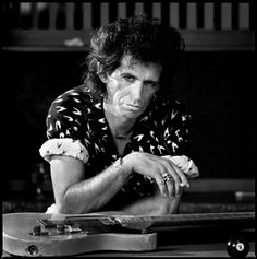 Keith Richards | Timothy White
