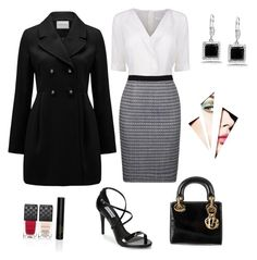 """""""Outfit para la oficina!"""" by mama-superstar on Polyvore"""