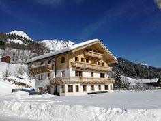 Ein herrlicher Wintertag zum Ski fahren...