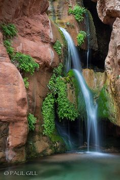 Elves Chasm - Grand Canyon, Arizona
