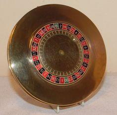 powder compact antique | Antique Vintage Le Rage Roulette Powder Compact
