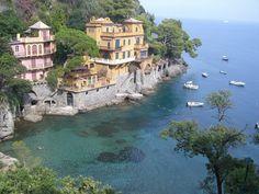 Seaside Villa in Portofino, Italy
