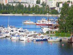 Visit Jyväskylä, Finland.  - The official travel and tourism portal of the Jyväskylä region - Waterways