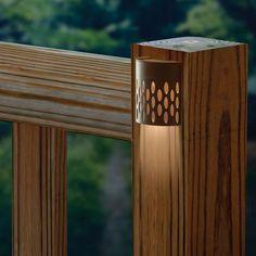 Lighting Decor Ideas Solar Deck