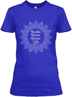 Limited-Edition: Yoga t-shirt!