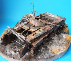 #scale #model #scalemodels #modern #russian #army #burn #war #bmp1 #apc #armored Tank Armor, Model Maker, Model Tanks, Armored Fighting Vehicle, Wooden Ship, Military Diorama, Nightmare On Elm Street, Small Cars, Toy Soldiers