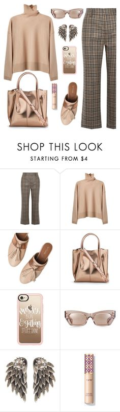 """""""Untitled #2511"""" by ebramos ❤ liked on Polyvore featuring Marc Jacobs, Taschka, Casetify and Bec & Bridge"""