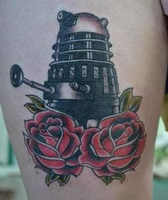 """50 Fantastic """"Doctor Who"""" Tattoos - BuzzFeed"""