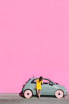 Color Inspiration - Blog Origami #pastel #bright #pop