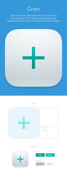 Flat iOS App Icons on Behance ramotion inc.