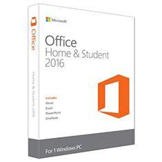 #Microsoft office home and student 2016 en  ad Euro 153.27 in #Consumabili #Elettronica