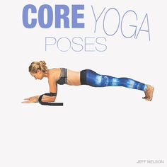 Core Poses from YOGAJOURNAL.COM