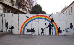 Global Street Art: MOCAtv Series Navigates Unseen Graffiti From The Corners Of The Globe, Starting With Cairo (VIDEO, PHOTOS)