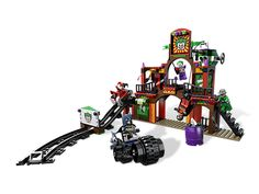c1221d2ae4cb3 LEGO DC Super Heroes  6857 The Dynamic Duo Funhouse Escape  39.99  Hard to  Find