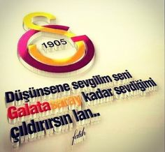 Image in Galatasaray collection by on We Heart It Lion Wallpaper, Picture Quotes, Logos, Sports, Rage, Hs Sports, Logo, Sport