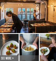 What to Eat and Drink at The Eddy, a New East Village Restaurant | Tasting Table NYC on East 6th St.