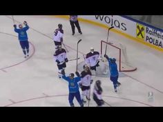 Kazakhstan vs. Japan - 2015 IIHF Ice Hockey World Championship Division I Group A - http://hockeyvideocenter.com/kazakhstan-vs-japan-2015-iihf-ice-hockey-world-championship-division-i-group-a/