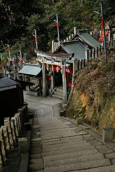 Fushimi Inari Taisha (伏見稲荷大社) is the head shrine of Inari, located in Fushimi -ku, Kyoto, Japan.