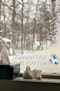 Help a Stuffy Nose and Shorten Your Cold via @jennifersoltys