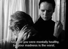 Persona, 1966, Ingmar Bergman