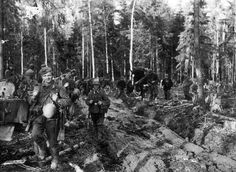 Photo Diary of the German 291 Infantry Division: From Latvia to Battle for the Voclhov Pocket, 1941-42. Part I