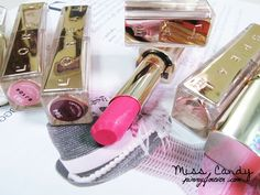 L'Oreal Miss Candy : Miss Raspberry by http://www.pinnyforever.com