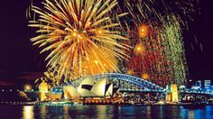Opera House Fire Works [3840 X 2160] - See more on Classy Bro