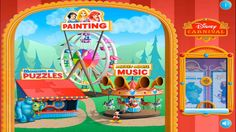Disney CARNIVAL - iPad / iPhone / Android -  SUBSCRIBE