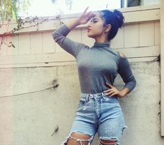 Becky G stylish