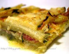 Esistono molte ricette con bieta ma le coste di bietola alla parmigiana che ho preparato ieri sera per cena erano veramente buone! Da rifare sicuramente!