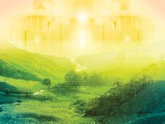 REVELATION — Creitz Illustration Studio Earth Hd, New Earth, Heaven Art, High Definition, Studio, Random, Illustration, Painting, Painting Art