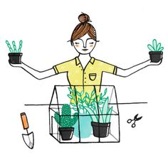 'How green are you?' 12 Signs for Margriet More by Valesca van Waveren/VALEZKI