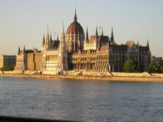 House of Parlament Budapest