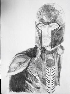 Magneto  Crayons de bois