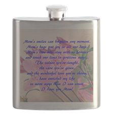 Mothers Day Azaleas Flask