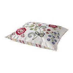 "ALVINE FLORA cushion, multicolor Length: 20 "" Width: 24 "" Length: 50 cm Width: 60 cm"
